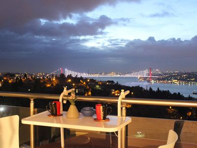 Photo for A Bosphorus View 1 BD Apt. in Uskudar
