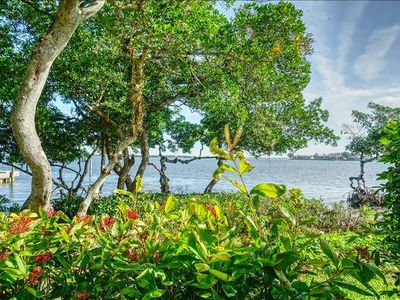 Photo for 2 BEDROOM 2 BATH LOCATED ON THE BAY WITH BREATH TAKING VIEWS OF THE SUNRISE AND NATURES PARADISE.  UNIT 146 AT RUNAWAY BAY.