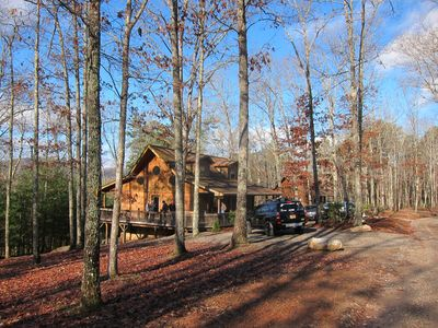 Photo for VACATION IN THE MOUNTAINS** $125-$135/NIGHT