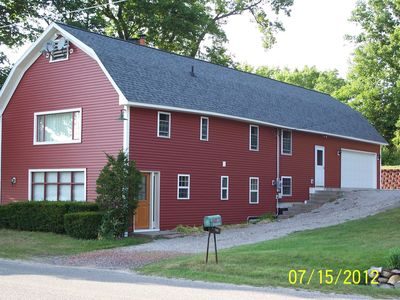 Refurbished Barn with Excellent View of Indian River