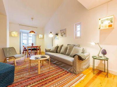 Photo for Misha's Place at Chiado! DUPLEX! - Apartment for 9 people in Lisboa ciudad