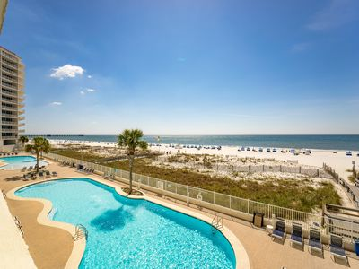RIGHT ON THE BEACH! MAKE YOUR SPRING BREAK OR SUMMER RESERVATIONS NOW!