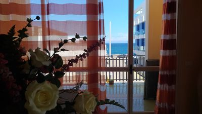 Photo for Sea view apartment Torre dell Orso
