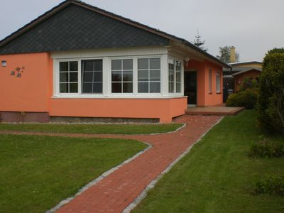 Photo for Cottage with conservatory and covered terrace