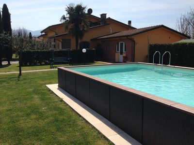 Photo for 3BR Villa Vacation Rental in Capannori, Toscana