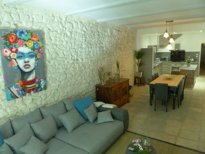 Photo for Exceptional town house in the heart of Saint-Rémy-de-Provence