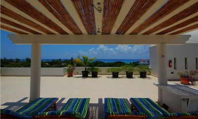 Photo for Stylish Condo near Beach w/ Resort Pool, Jacuzzi, Private Terraces & Free WiFi