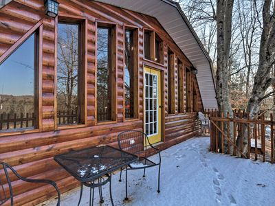 Photo for NEW! Beattyville Cabin w/Decks-by Red River Gorge!