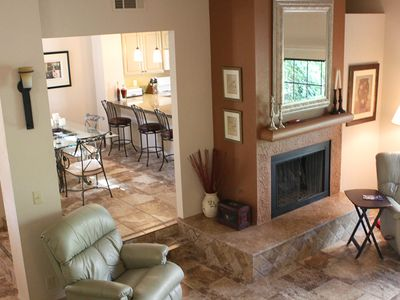 Photo for Luxury Large Condo,west Mountain Views On Golf Course-walk To El Paseo!