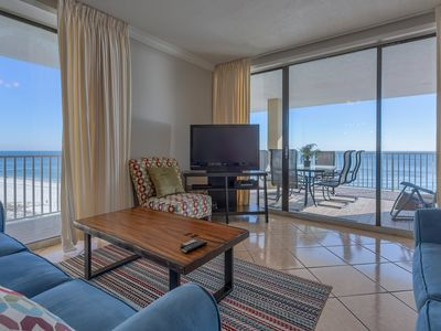 Photo for Romar Place 801 Orange Beach Gulf Front Vacation Condo Rental - Meyer Vacation Rentals
