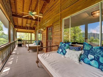 Free Whitewater Rafting - Secluded Luxury - Modern AND Rustic Cabin