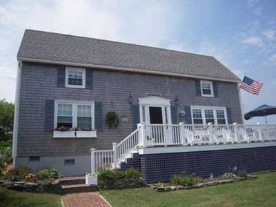 Photo for 11 Dukes Rd Charming Home, Short Walk To Bus, Nantucket Center & Numerous Beache