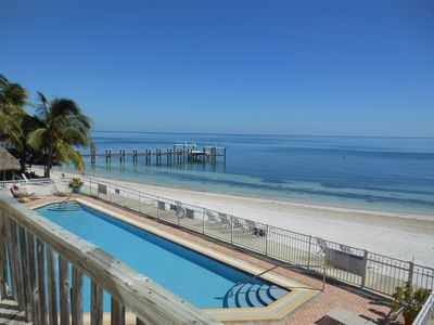 Nothing compares with our pool views of Atlantic Ocean
