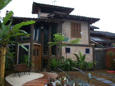 Photo for BARRA DO UNA w / pool prox to the beach ideal for 4 to 6 people