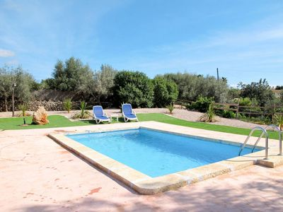 Photo for 2 bedroom Villa, sleeps 4 in Son Carrió with Pool and WiFi