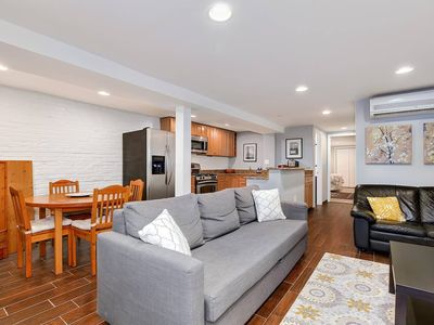 Photo for Cozy, Eco-Friendly and Newly Renovated Apartment