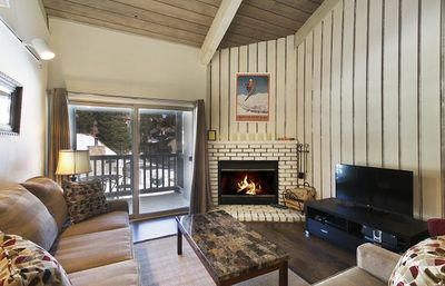 Photo for Rustic yet Modern 2 Bedroom 2 Bath near Canyon Lodge