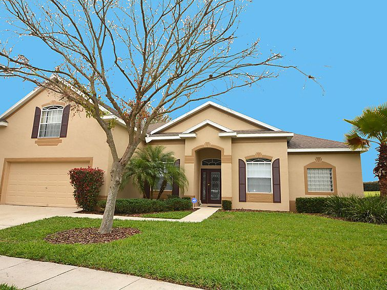 Vacation home hollybrook in davenport orlando 10 persons 9 bedroom vacation homes in orlando