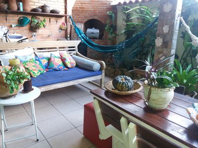 Photo for Beautiful house in Arraial do Cabo walking in the sand. Great location !!