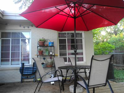 Photo for ACL!  2BR, Walking Distance To ACL! Close To Restaurants And Trail!