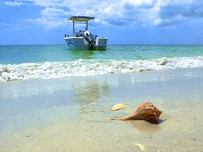 Burnt Store Marina is the perfect location for fishing, boating and beaches....