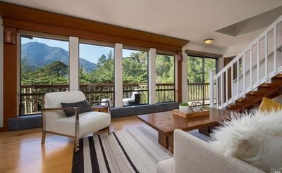 Photo for Quiet Retreat with Stunning Views in Mill Valley
