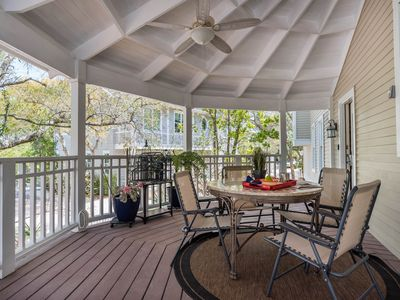 Photo for Beautiful home near the beach w/ large yard and wrap-around porch - near town!
