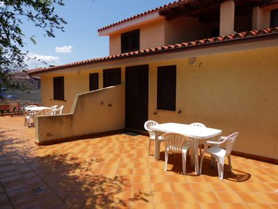 """Photo for Central Home """"San Teodoro 12"""" with Terrace & Sea View; Parking Available, Pets Allowed"""