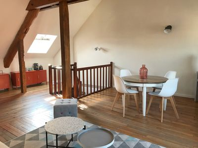 Photo for Beautiful duplex downtown Auxerre