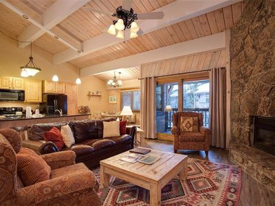 Photo for Across the Street from Ski Resort, Discounted Lift Tickets, Spacious & Updated.