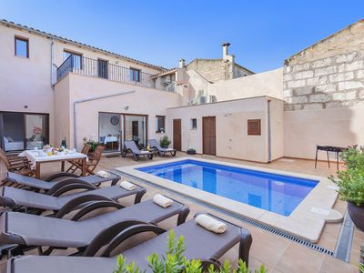 Photo for Sa Placeta new reformed large town house with pool