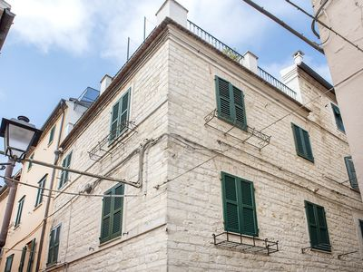 Photo for S190 - Sirolo, three-room apartment in the square