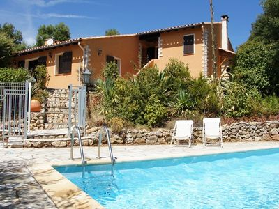Photo for BEAUTIFUL VILLA SEA VIEW WITH SWIMMING POOL