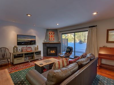 Photo for Lake Forest: 4  BR, 3  BA Townhouse in Tahoe City, Sleeps 8