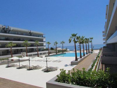 Photo for LUXURY APARTMENT WITH TERRACE AND BEACH PRVADA, ROYAL BEACH