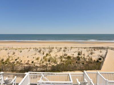 Photo for Midtown 3 StoryTownhouse on the Beach with multiple decks and porches, Renovated and Remodeled