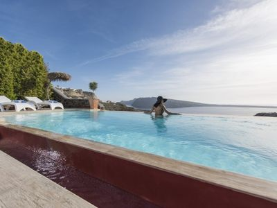 Photo for OIA SUNSET - Swinging Sunset 3 Bedroom Villa, private pool