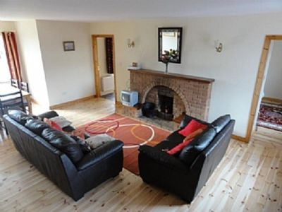 Photo for Beautiful spacious 4 Bed in the heart of Connemara