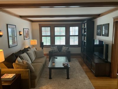 Photo for Near Boston Historic two-bedroom with Modern Amenities