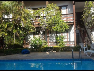Photo for Apartment near the beach, 3 bedrooms, Air, internet, pool