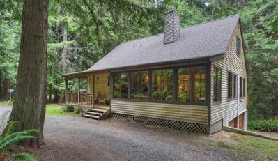 Photo for Huckleberry Hideaway  a peaceful getaway off the beaten path