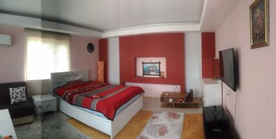 Photo for 2 + 1 FURNISHED APARTMENT NEAR THE SEA IN ANTALYA