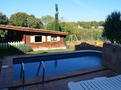Photo for 2BR Chalet Vacation Rental in sant climent de peralta