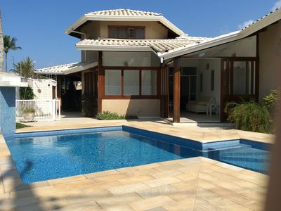 Photo for High Standard - Swimming pool - Barbecue - 3 suites and 01 bedroom
