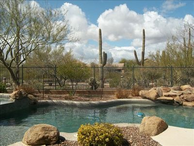 Photo for AMAZING -Sunset Views, Large Home-Great Yard-Pool/Spa