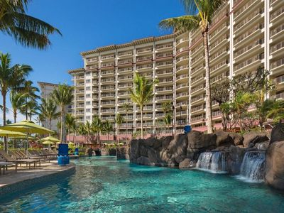Photo for Save thousands over the resort rate!  Hyatt Ka'anapali One bedroom villa.