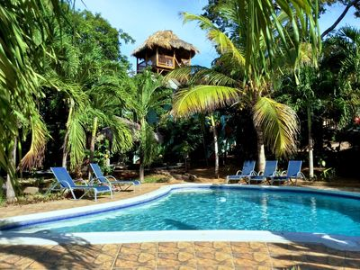 Photo for Private and peaceful setting with community pool, beach and dock at your door.