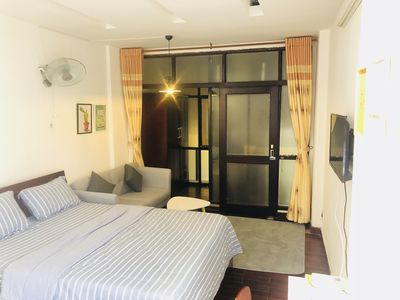 Photo for Quiet room near by Bui Vien backpaker street