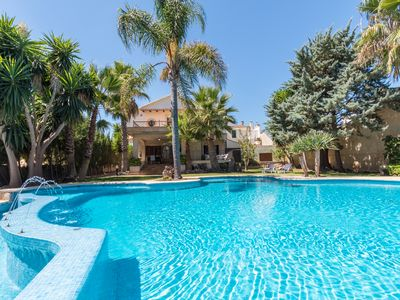 Photo for Gual Townhouse with private pool