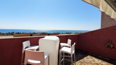 Photo for Elegant Duplex With Sea Views MSJ89